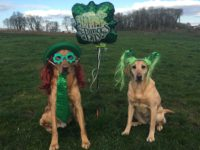 Happy st. Patrick's Day from Riddle & Hoops🍀